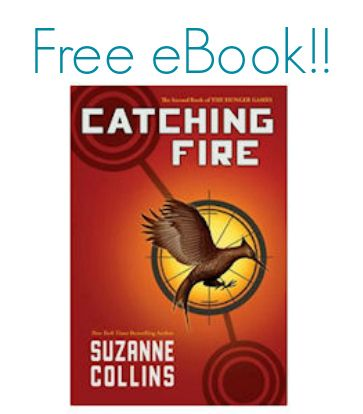 Free eBook - The Hunger Games: Catching Fire. Limited time on Google Play.