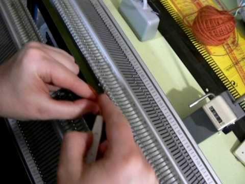 machine à tricoter troisième partie.mov