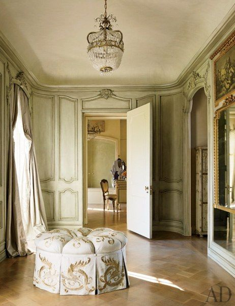Renovating a French-Inspired Houston Mansion