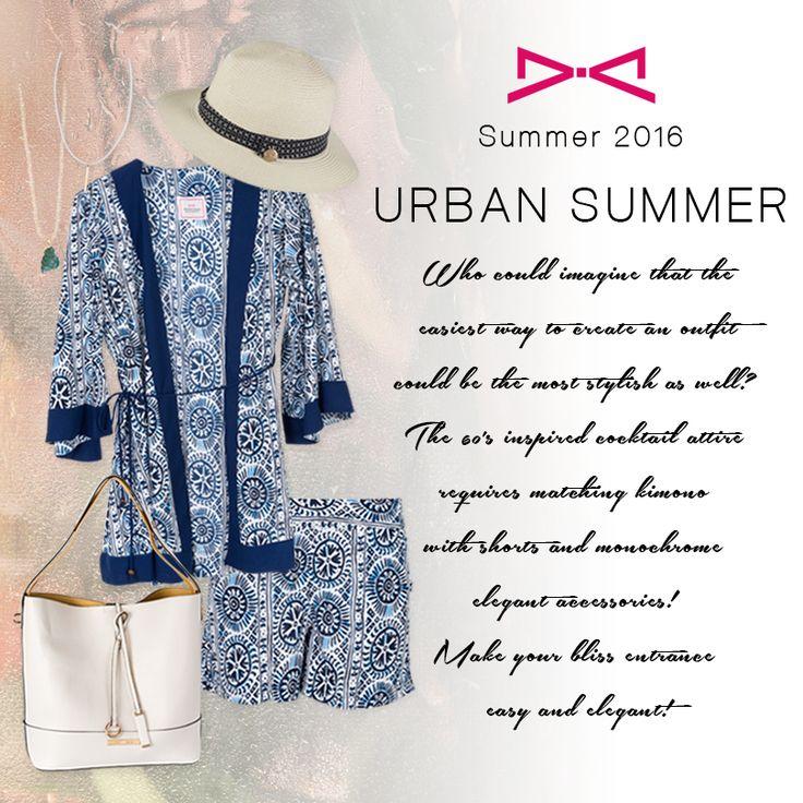 An urban summer for ya.