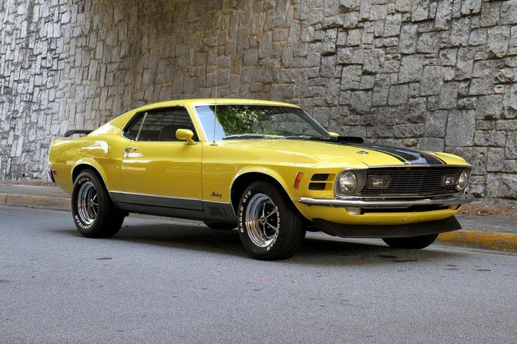 1970 Ford Mustang Mach 1 Maintenance/restoration of old/vintage vehicles: the material for new cogs/casters/gears/pads could be cast polyamide which I (Cast polyamide) can produce. My contact: tatjana.alic@windowslive.com