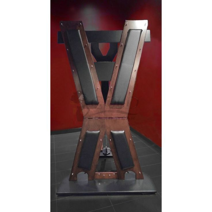 "WOULDN'T YOU PREFER TO HAVE YOUR OWN DUNGEON THAT CAN BE SET UP IN MINUTES AND STORED QUICKLY AND IS BEAUTIFUL TO LOOK AT? The ""Dungeon in a Bag"" is a St Andrews Cross, Bondage Table and a Spanking Bench that is a sturdy and beautiful piece of furniture that fits in a carton for easy and discrete st"