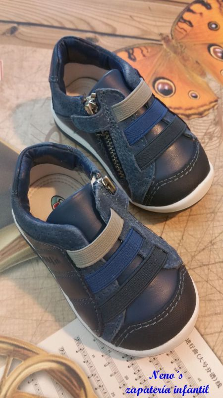 Zapatos deportivos Garvalin eslásticos