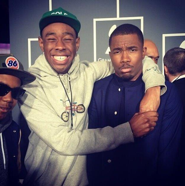 Frank Ocean and Tyler, the Creator