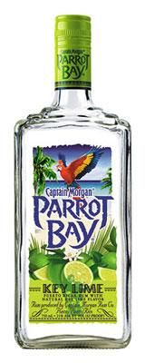 Captain Morgan Parrot Bay Rum Key Lime