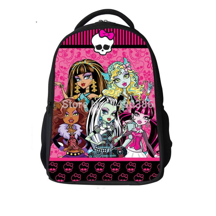 2016 New Most Popular Monster High Children School Bags High Quality Kids Backpack♦️ SMS - F A S H I O N 💢👉🏿 http://www.sms.hr/products/2016-new-most-popular-monster-high-children-school-bags-high-quality-kids-backpack/ US $15.00    Folow @fashionbookface   Folow @salevenue   Folow @iphonealiexpress   ________________________________  @channingtatum @voguemagazine @shawnmendes @laudyacynthiabella @elliegoulding @britneyspears @victoriabeckham @amberrose @raffinagita1717 @ivetesangalo…