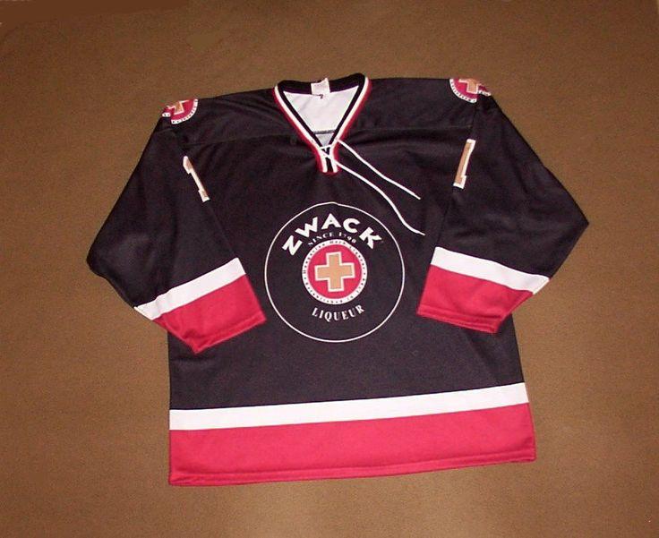 Zwack Hockey Jersey On Ebay!!!!