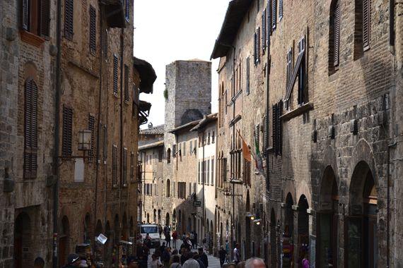 blogdetravel: Jurnal de călătorie, Italia 2015 - San Gimignano, ...