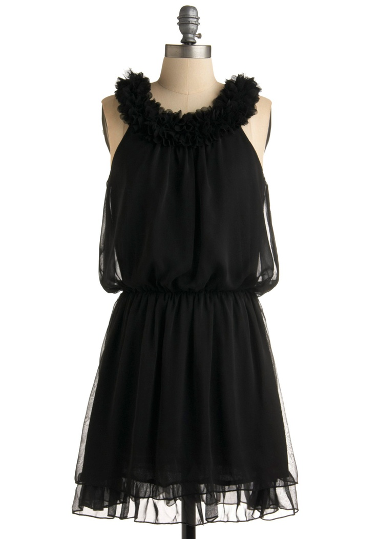 Maybe a fun LBD for a holiday party? #mod_cloth