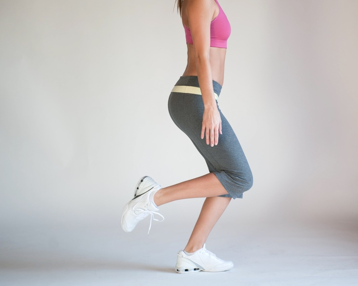 wikiHow to Do Jump Squats -- via wikiHow.com