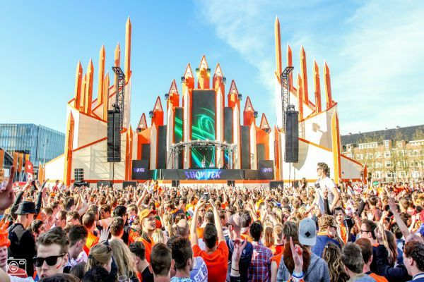 Kingsland Amsterdam 2016 #dutch #dancefestival #kingsday #Koningsdag #Martingarrix #Axwell #Ingrosso #Amsterdam