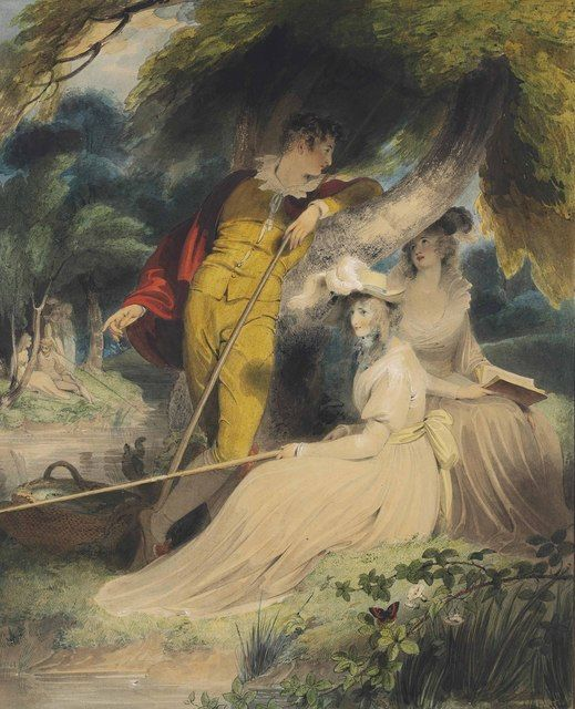 Richard Westall, 'Strephon and Phyllis,' , Christie's Old Masters