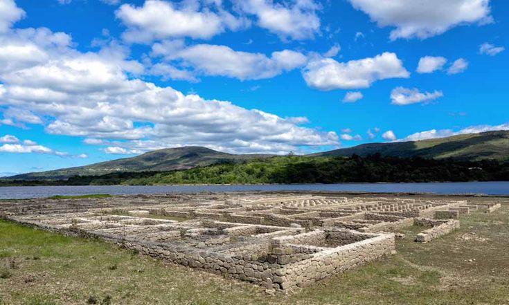 AQUIS QUERQUENNIS: restos romanos en Orense con aguas termales gratuitas