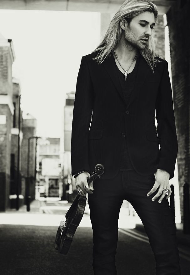 David Garrett, gorgeous and talented!