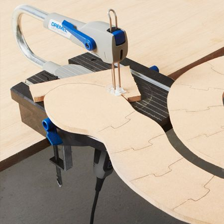 Which power saw is the best one dremel scroll saw