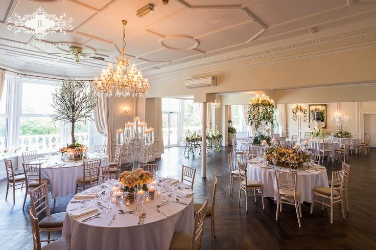 The Restaurant, big thanks to @redfloral and @jefflanghorne for their gorgeous work… Ashfield House Exclusive Wedding Venue