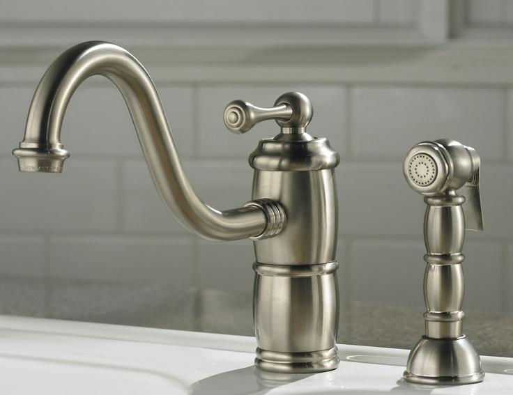Kitchen Faucet Sinks Faucets Pinterest Landing Pages Faucets And Kitchen Faucets
