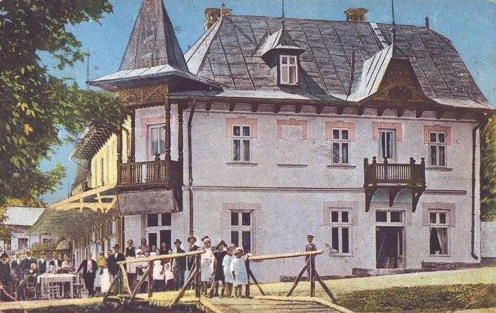 POIANA TAPULUI - HOTEL JEPII-MARI - 1928