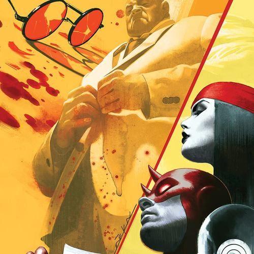 Join writer Matthew Rosenberg as he digs into the world of The Kingpin! Marvel, November 2016