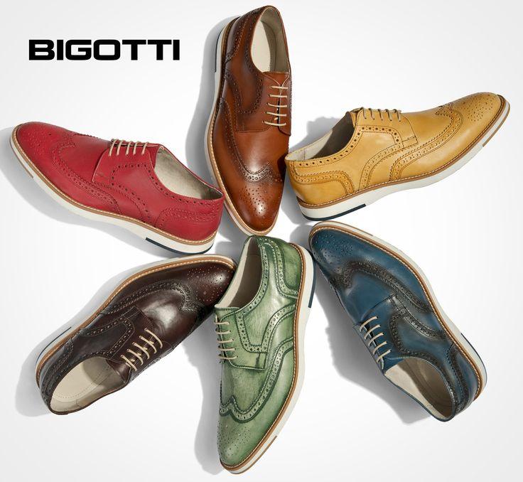 #Brighten up your #shoe #wardrobe for this #season ! www.bigotti.ro  #newcollection #pantofi #barbati #nouacolectie #followus