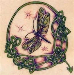 dragonfly tattoos for women | Small Pretty Dragonfly Tattoos