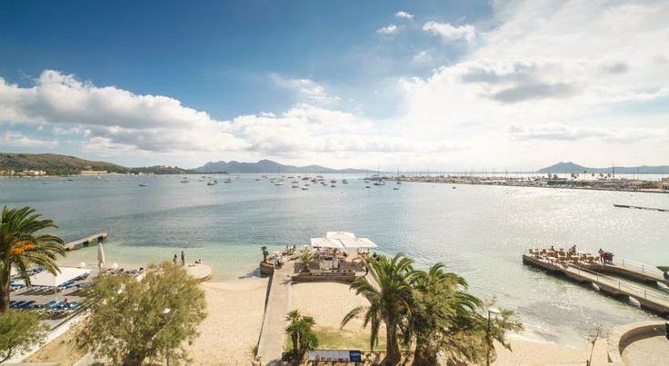 Hotel Capri Port de Pollença This seafront hotel in Puerto Pollensa's Pine Walk area offers smart and well-equipped accommodation, where you can unwind in a beautiful, natural setting.