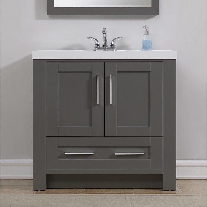 Cedeno 35 Single Bathroom Vanity Set, Bathroom Vanity Ensembles