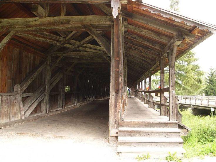 Sillian covered bridge