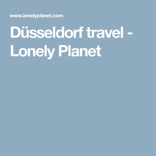 Düsseldorf travel - Lonely Planet