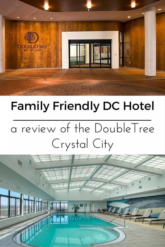 Doubletree Crystal City By Hilton A Review
