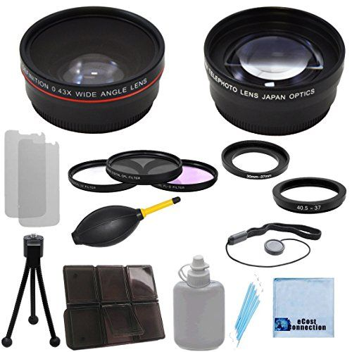 78 best canon general lens images on pinterest lenses lentils and pro series wide angle lens telephoto lens 3 pieces filter sets with an ecostconnection deluxe lens accessories kit for sony ultra compact pro avchd fandeluxe Gallery