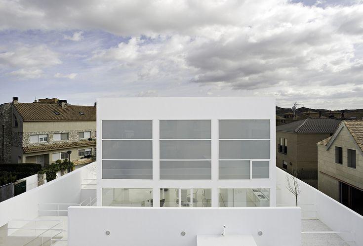Alberto Campo Baeza - Moliner House
