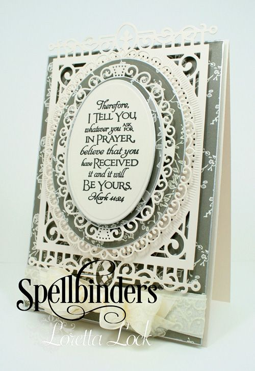 scrapbooking spellbinders
