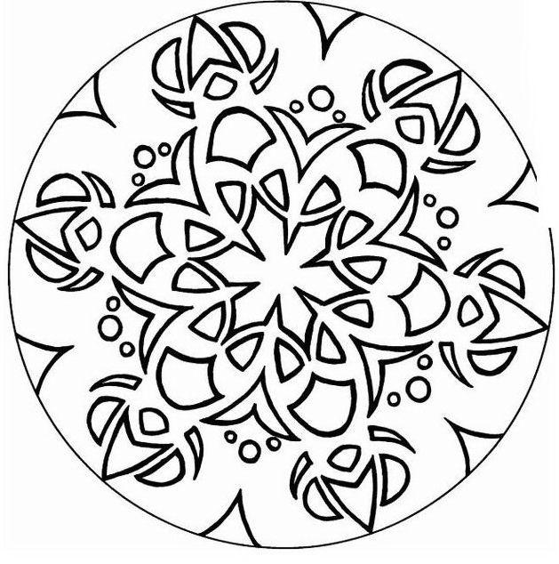 24 Best Mandala Antistress Images On Pinterest
