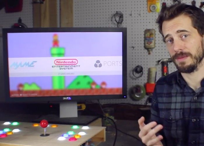 DIY Retro Raspberry Pi Arcade Without Any Programming - The team over at the I Like To Make Stuff website has put together a tutorial together with a list of everything that you require for the Raspberry Pi Arcade as well as providing easy to follow instructions.