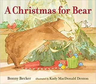 A Christmas for Bear: Bear's minimalist holiday celebration has an eager Mouse feeling a bit anxious in this humorous and heartwarming story about the unlikely, lovable pair.