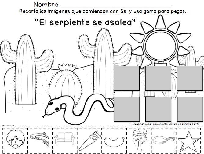 The 108 best Spanish Literacy in Kindergarten images on Pinterest ...