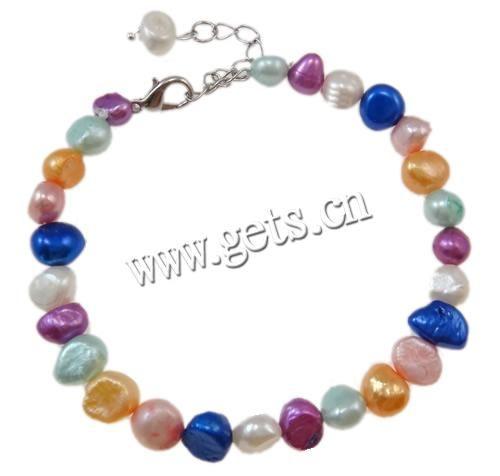 Handmade Pearl Bracelets, jewelry  http://www.gets.cn/product/Pearl-Bracelets--7-8mm_p449479.html