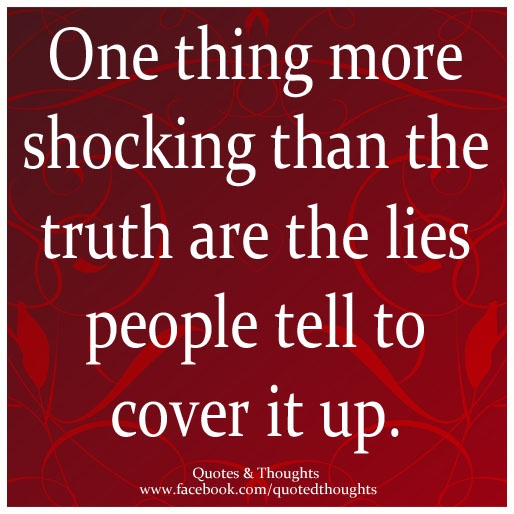 see the truth perceive the lie Now for the real question: can someone who lies sometimes qualify as an honest  person  some you might find more compelling than others  if you want  people to perceive you differently, make a real change don't just.