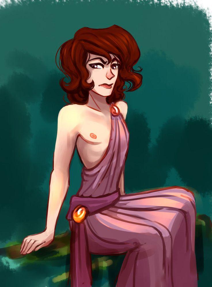 Hercules / Gender Bender - Meg (by Ripushko)