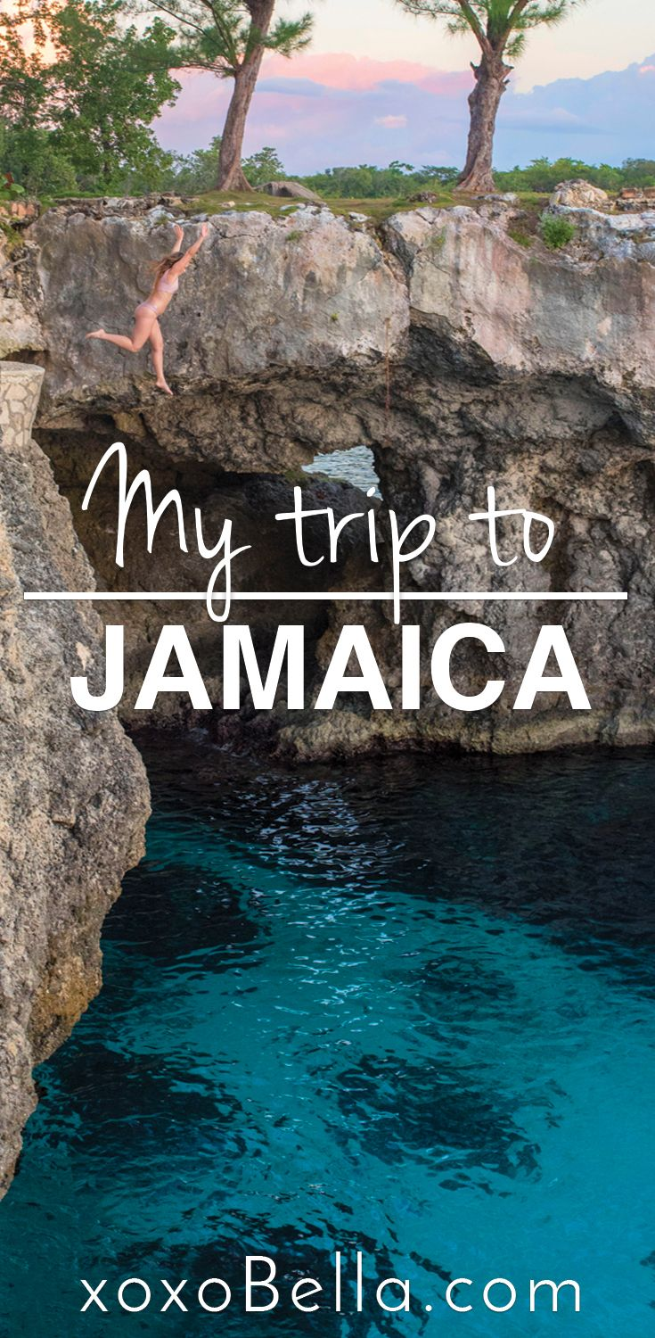 This post is about my trip to Jamaica with Air Transat.    Montego Bay, Martha Brae River ,Falmouth, river rafting, bamboo raft, Zimabli Retreats, farm to table, Negril, Seven Mile Beach, Margaritaville , Rick's Café, Chukka Falls Flyer Tour, zipline, Rose Hall Haunted House, Scotchies, Tastees, Royal Decameron Cornwall Beach , Dunn's River Falls, Jamaica vacation, Jamaica vacation outfit, Jamaica photography, Jamaica travel, Jamaica travel guide, Jamaica travel things to do.