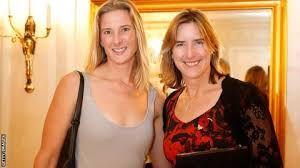 Sarah Winckless and Dame Katherine Grainger