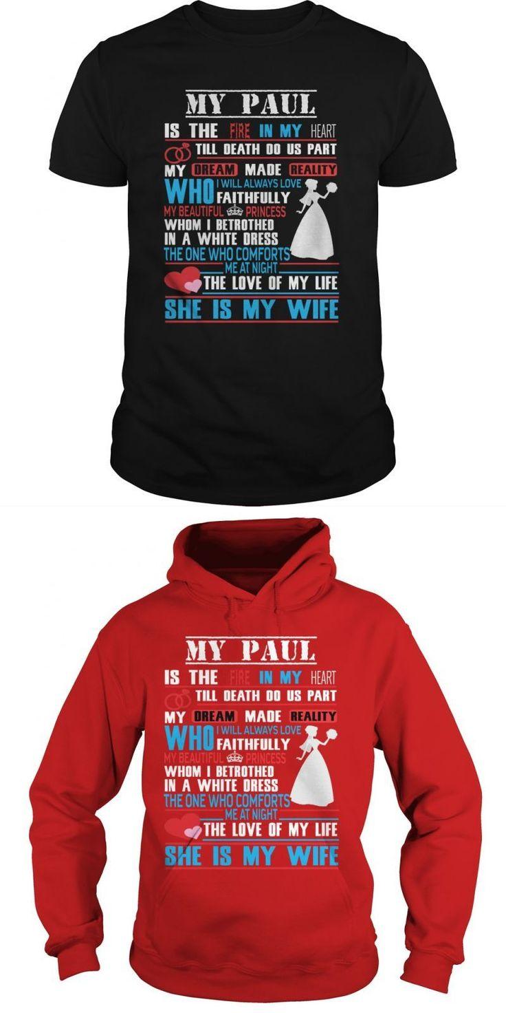 My Paul Is My Wife, Is My Life Paul Jones T Shirt #paul #gilbert #t #shirt #paul #smith #t #shirt #house #of #fraser #paul #wesley #t #shirt #cat #t #shirt #paul #and #shark