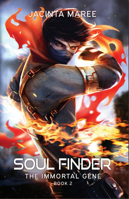 Mythical Books: their choice - Soul Finder (The Immortal Gene, #2) by Jacinta…