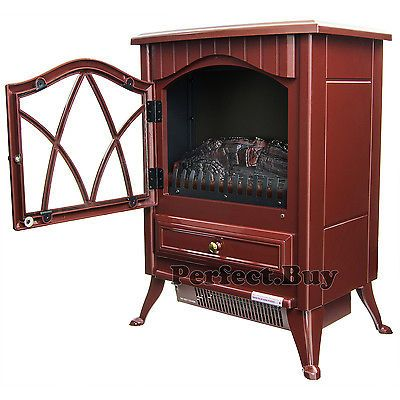 Small Electric Fireplace Heater