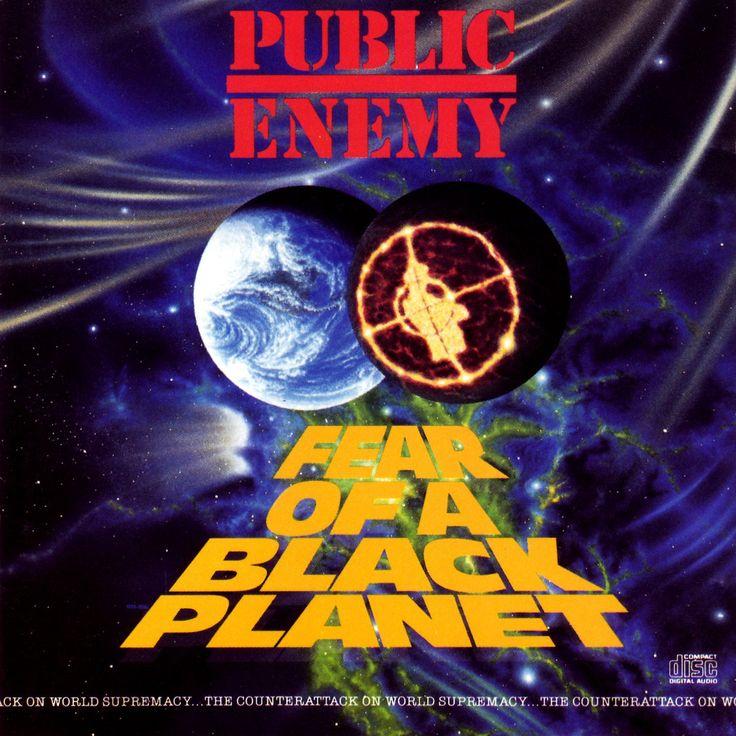 Public Enemy - Fear of a Black Planet [1408x1408]