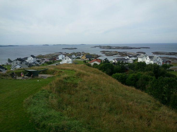 Ergan Coastal Fort and the new Ergan experience center!