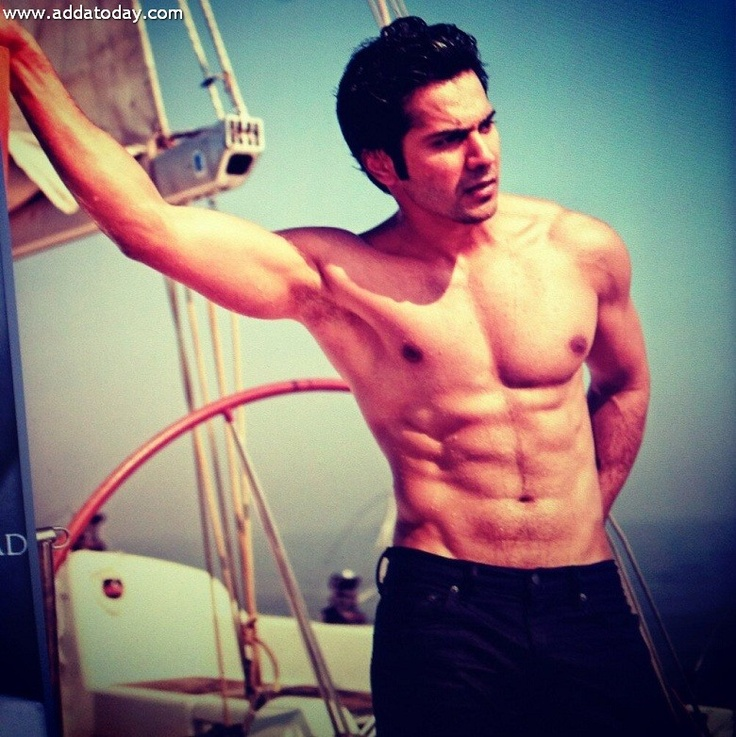 varun-dhawan... THATS THE OTHER GUY FROM STUDENT OF THE YEAR!!! (well, atleast I know this guy's name!)