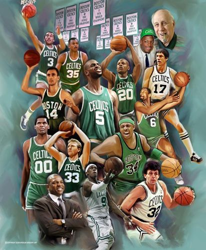 Boston Celtics | Legends