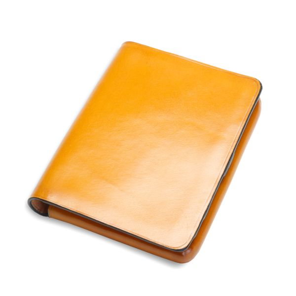 NoLo Wallet by Il Bussetto #mensfashion #nolowallet #wallet #leather #leathercraft #leathergooods #ilbussetto